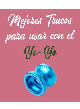 Mejores trucos para usar con el Yo-Yo